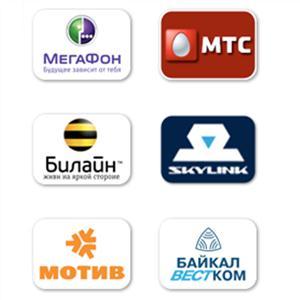 Операторы сотовой связи Лысых Гор