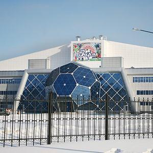 Спортивные комплексы Лысых Гор